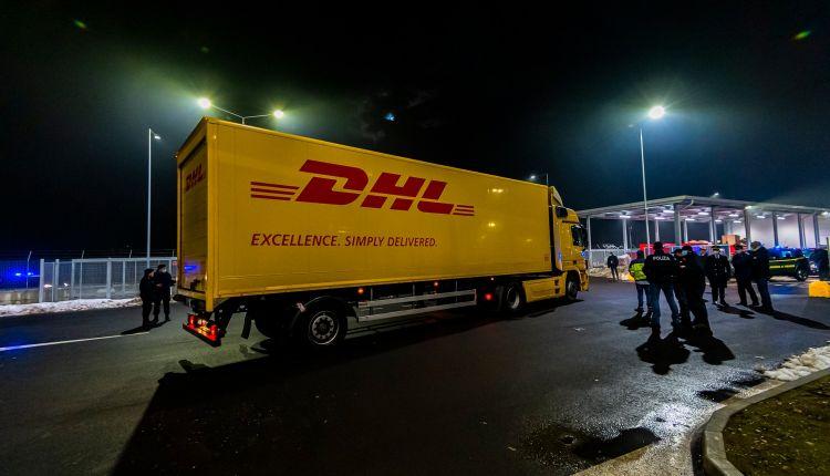 DHL_araç
