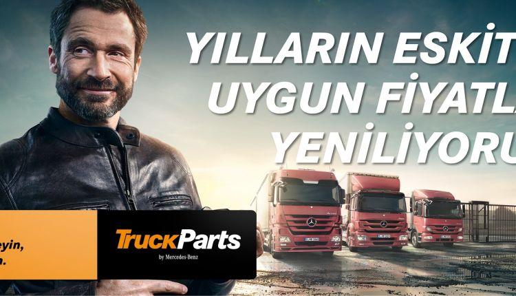 Mercedes-Benz Kamyon TruckParts Servis Kampanyası_01