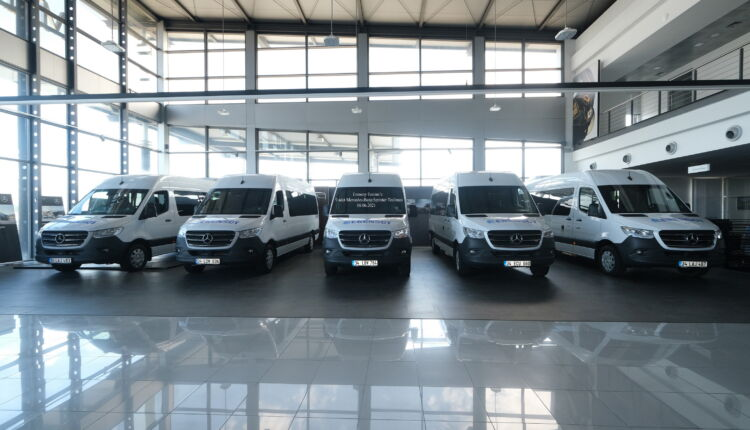 Erensoy Turizm'e Mercedes-Benz Sprinter Teslimatı (3)
