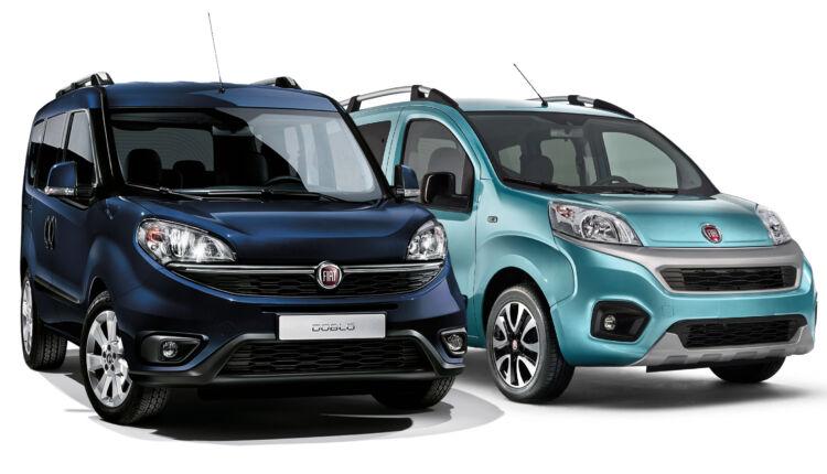 Fiat Doblo ve Fiorino