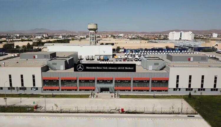 Mercedes-Benz Türk Aksaray AR-GE Merkezi