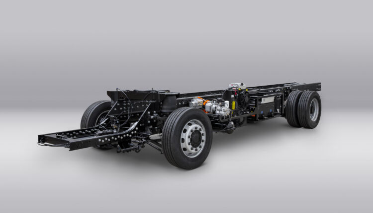 Running prototype chassis_FINAL